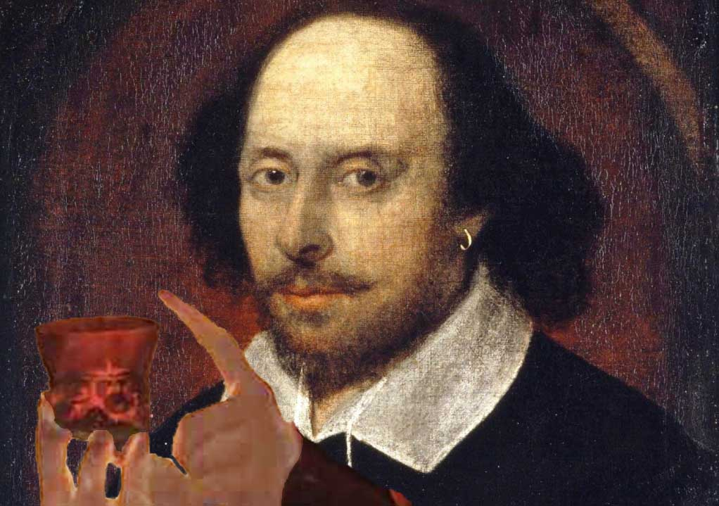 Shakespeare-Wine
